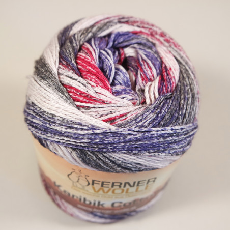 Ferner Wolle Karibik Cotton - Farbe: V8