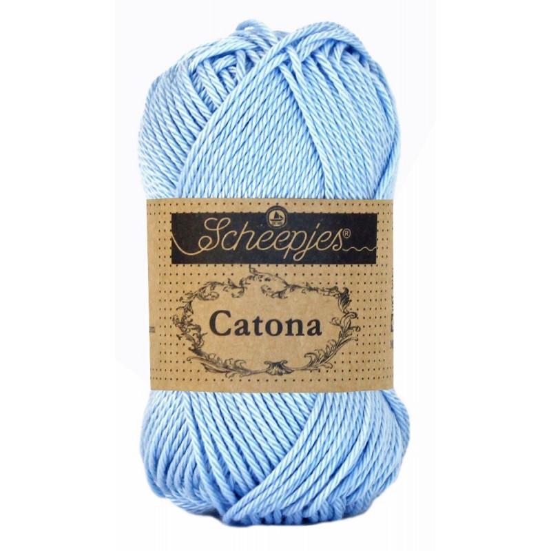 Scheepjes Catona 25 - Fb: 173 Bluebell