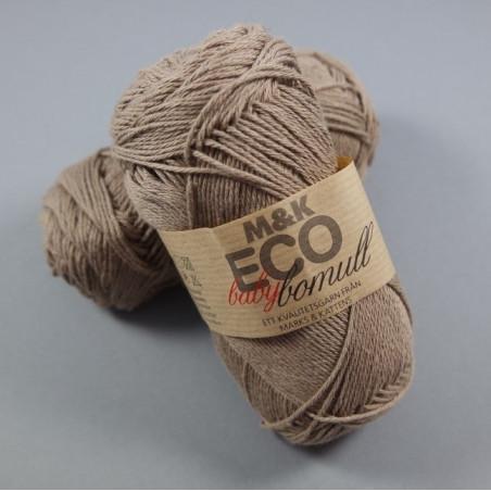 M&K Eco Baby Bomull - Fb: 902 Camel