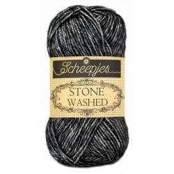 Scheepjes Stone Washed - Farbe: 803 Black Onyx