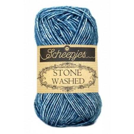 Scheepjes Stone Washed - Farbe: 805 Blue Apatite