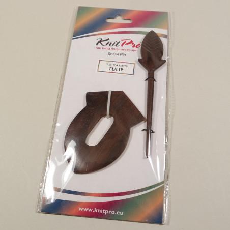 Knitpro Exotica Series Tulip Tuchnadel