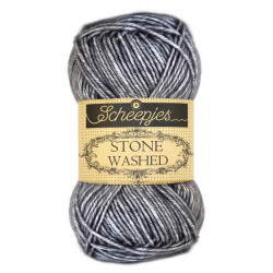 Scheepjes Stone Washed - Farbe: 802 Smokey Quartz