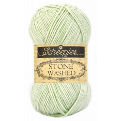 Scheepjes Stone Washed - Farbe: 819 New Jade