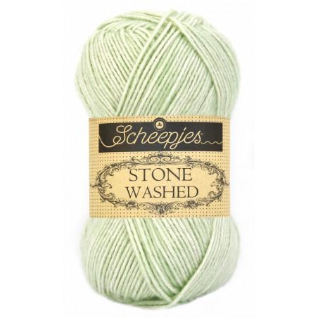 Scheepjes Stone Washed - Farbe: 819 New Jade