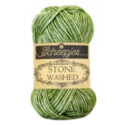 Scheepjes Stone Washed - Farbe: 806 Canada Jade