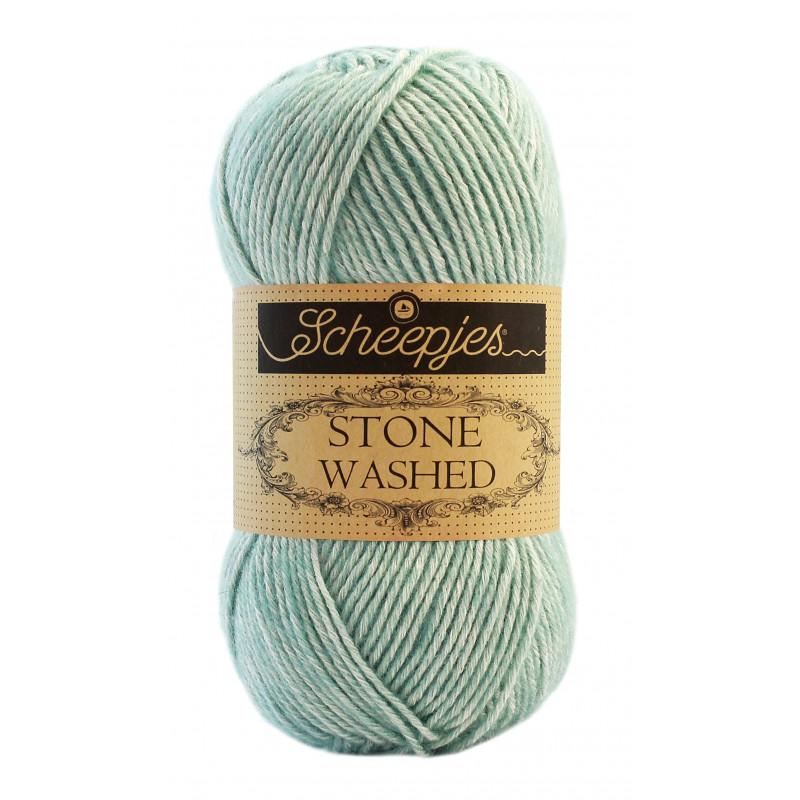 Scheepjes Stone Washed - Farbe: 828 Larimar