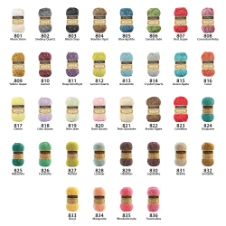 Scheepjes Stone Washed - Farbe: 825 Malachite