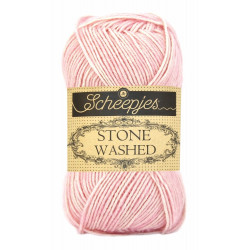 Scheepjes Stone Washed - Farbe: 820 Rose Quartz