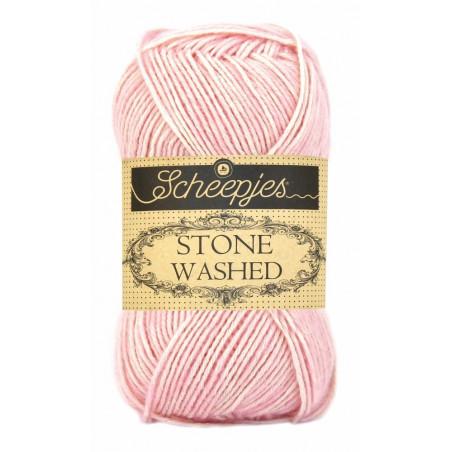 Scheepjes Stone Washed - Farbe: 820 Rose Quartz
