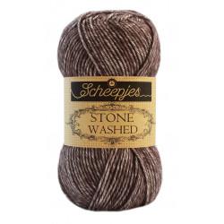 Scheepjes Stone Washed - Farbe: 829 Obsidian