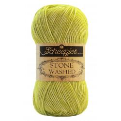 Scheepjes Stone Washed - Farbe: 827 Peridot