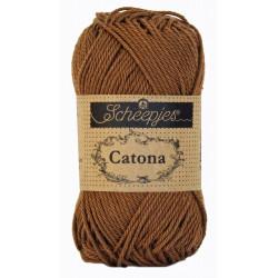Scheepjes Catona 25 - Fb: 130 Old Lace