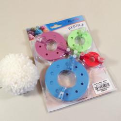 KnitPro Pompom-Set